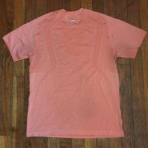 Men's lulu coral T-shirt